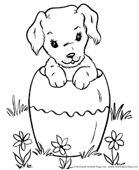 Small Picture Dog Coloring Pages Free Printable Dog Coloring Pages and