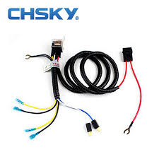 chsky car klaxon horn relay harness 12v car styling parts high chsky car klaxon horn relay harness 12v car styling parts high quality car horn wiring harness