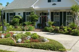 Small Picture Unique Landscape Design Front House Lush Landscaping Ideas For