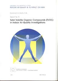 Total Volatile Organic Compounds Tvoc In Indoor Air Quality