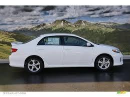 Toyota Corolla 2010 White - image #276