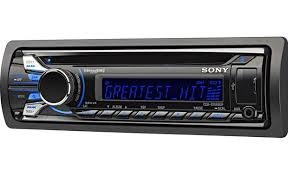 sony cdx gtup cd receiver at com sony cdx gt565up front