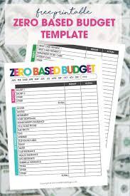 Printable Budgeting Sheets Budget Planner 15 Free Printable Monthly Budget Planner