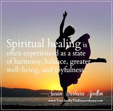 Spiritual Healing Quotes Simple Spiritual Healing Love To Feel Good Blog