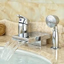 roman bathtub roman bathtub faucets with handheld shower