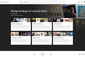 You And The Night And The Music Chart Google Taps Into Your Life To Personalize Its Streaming