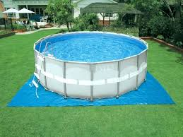 salt water pool above ground. Wonderful Above 22 Foot Pool Above Ground Pools With Saltwater System And Silver Ladder  Installed Lovely On Salt Water Pool Above Ground