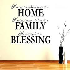 post family word wall decor sayings for wallpapers