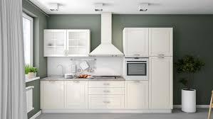 Küchenzeile Küchenblock Fagali 25 7 Teilig Farbe Elfenbein