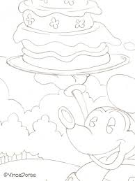 mickeybday_process_vincedorse_02 fan art on process flow template word