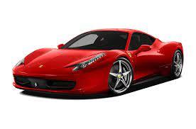 2010 Ferrari 458 Italia Base 2dr Coupe Pricing And Options