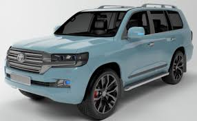 2019 Toyota Land Cruiser Review Specs, Engine and Price – News ...