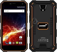 myphone myphone hammer energy orange black mobile phone alza co uk