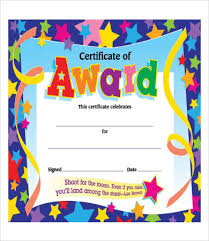 certificates of completion for kids certificate of achievement 8 free pdf psd jpg format download