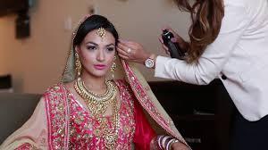 sonia kanda surrey vancouver canada makeup artist hair and skin salon