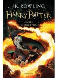 okładka książki harry potter i książę półkrwi find this pin and more on harry potter best book covers