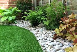 low maintenance garden design modern style backyard garden on a