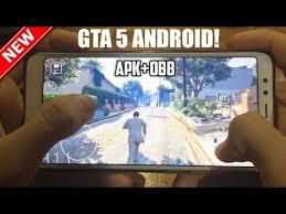 gta v apk obb android no age