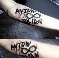 Cool Tetování Na Předloktí Mužů Pánské Tetování Na Předloktí