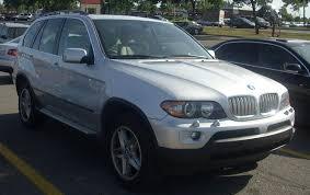 Coupe Series 04 bmw x5 : File:'04-'06 BMW X5 4.4i.JPG - Wikimedia Commons
