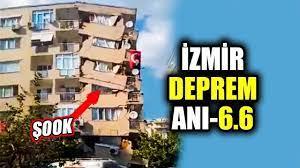 İzmir Bornova Deprem Son Dakika haber - YouTube