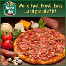 ordering for round table pizza san leandro ca