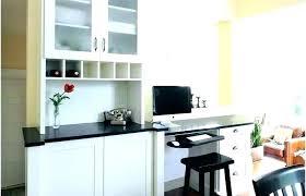 small kitchen desk hutch magnificent decoration medium size nook pantry fridge cabinet chair modern counter