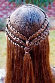 Hairstyle For Girls účesy Holčičí Vlasy účesy Do školy Y účesy