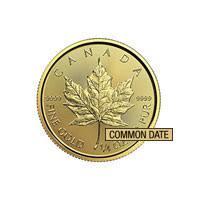 Buy Canadian Maple Leaf Coins Online Goldsilver Com