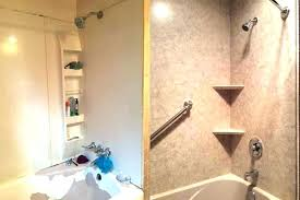 how much does it cost to replace a bathtub convert to shower with