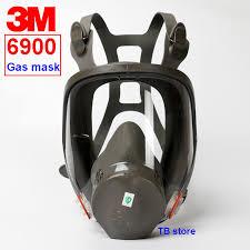 aliexpress com 3m 6900 respirator full face mask l code 3m original 6900 big mask spray paint chemical treatment dedicated respirator gas mask from