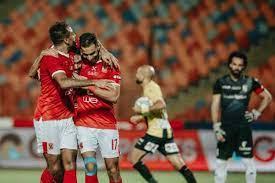 نتيجة مباراة الاهلي والمقاولون العرب في الدوري المصري - ميركاتو
