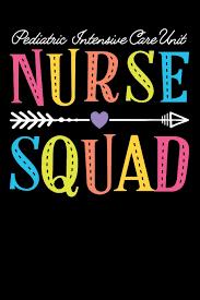 Picu Nurse Picu Nurse Gift Pediatric Intensive Care Unit Nurse Journal