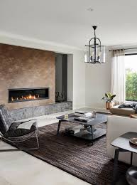a rug helps to anchor the lounge room at henley s sahara display home