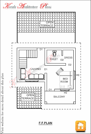 first floor plan kerala house