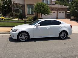 lexus is 250 2008 white. Delighful White FS 2008 Lexus IS250 Pearl White In Southern Californiaimg_8207jpg  And Is 250