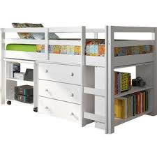 loft bed with shelves. Delighful Loft Quickview On Loft Bed With Shelves T