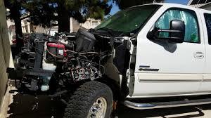 2007 Chevy Silverado Classic Crew Cab Duramax - YouTube