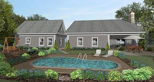 house plan 98401 craftsman style with