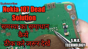Nokia 108 Light Solution Without Transistor Nokia 107 108 Dead Solution Battery Ways Jumper By
