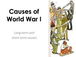 college essays college application essays long term causes of  the main long term causes of world war one essay 1142