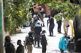 killing of Haitian president, official ...