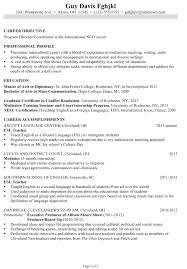 Usa Jobs Example Resume template Resume Template Usa 41