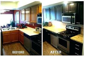 paint finish for kitchen cabinets what ready to cabinet doors