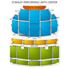 Stanley Theatre Seating Chart Vancouver Bc Stanley Theatre Seating Chart 2019