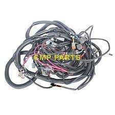 komatsu construction equipment parts for mini excavator 20y 06 31614 external wiring harness new for komatsu excavator pc200 7