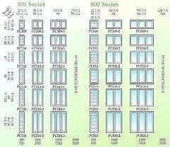 Double Hung Window Sizes Maximum Width Windows Glowguru Co