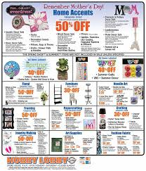 Hobby Lobby Pattern Sale Cool Hobby Lobby Weekly Sales Ad 484848484848 Mother's Day Savings