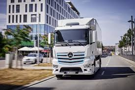 Truck of the year 2020: Mercedes Readies Eeconic Electric Truck For 2022 Launch Auto Futures
