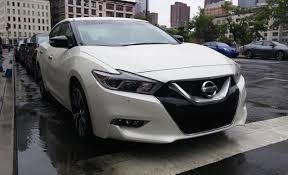 nissan maxima 2019. 2019 nissan maxima first drive, price, performance and review